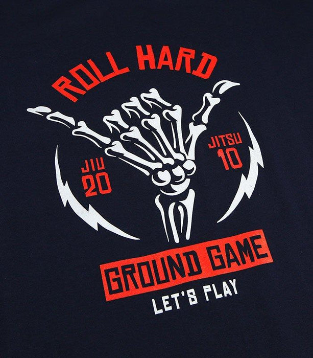 Ground Game Roll Hard T-Shirt