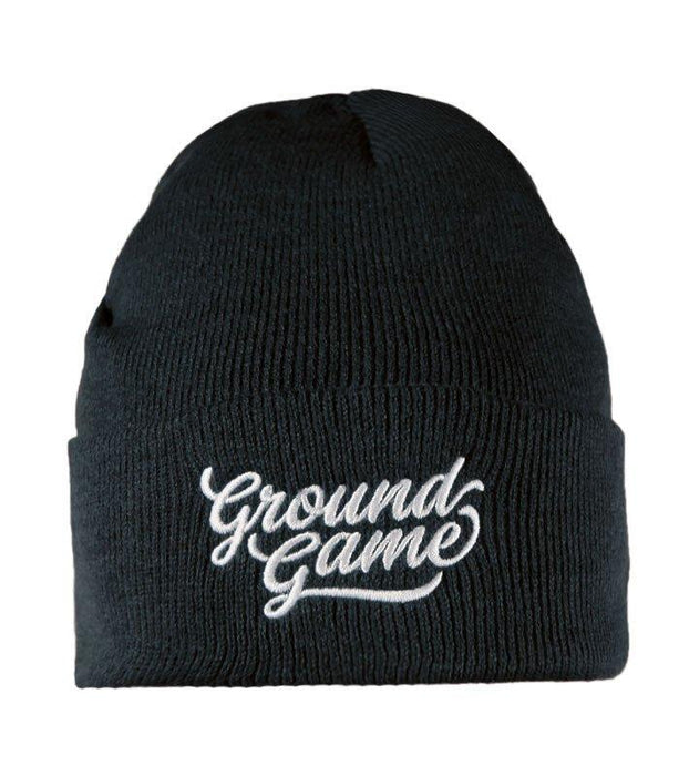 Ground Game Classic 2 Winter Hat Black