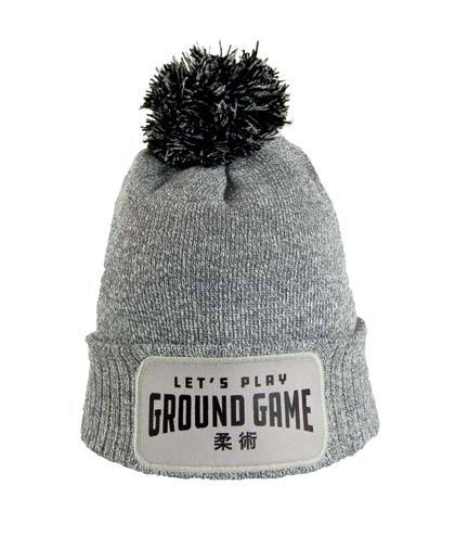 Ground Game Winter Hat Grey