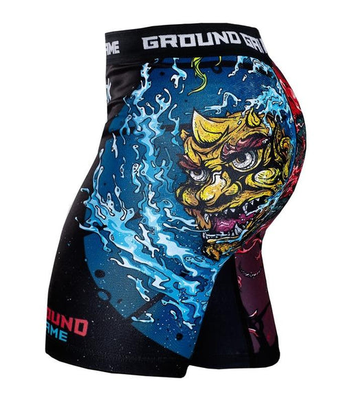 Ground Game Bushido II Vale Tudo Shorts