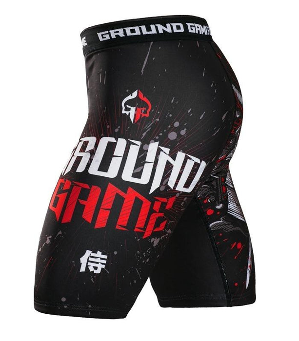 Ground Game Samurai Vale Tudo Shorts