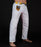 Pants of a Ground Game Champion 2.0 BJJ Gi White