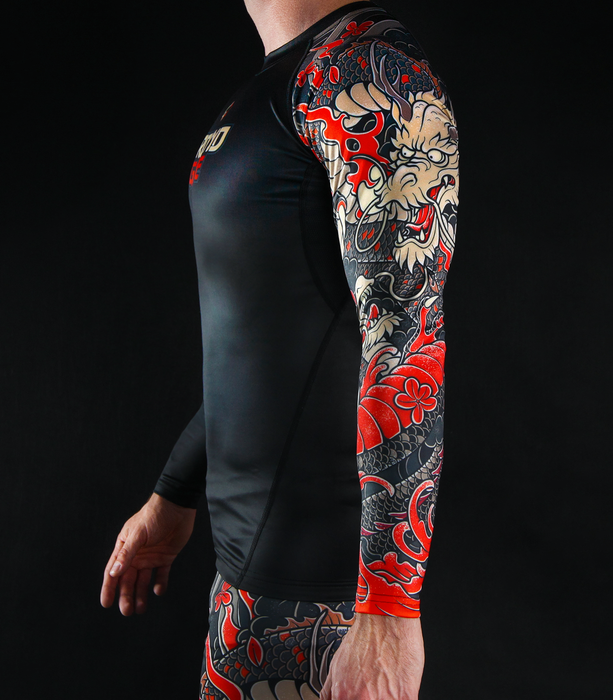 Ground Game Yokai 2.0 Rashguard