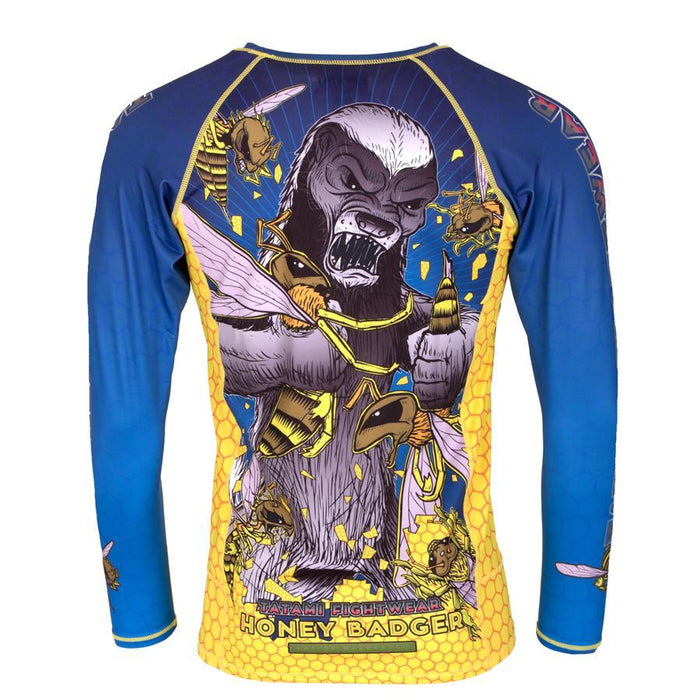 Tatami Honey Badger V5 Rash Guard