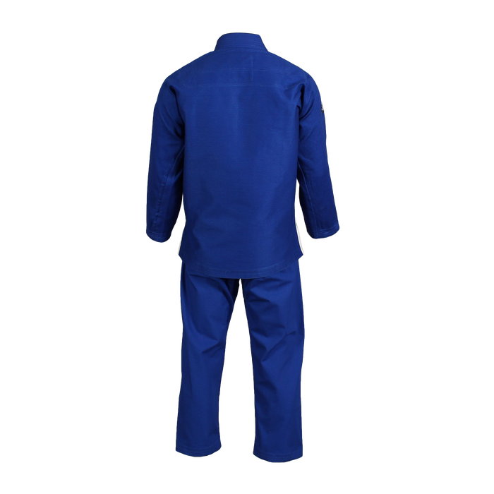 Inverted Gear Panda Classic Gi blue back jacket pants complete