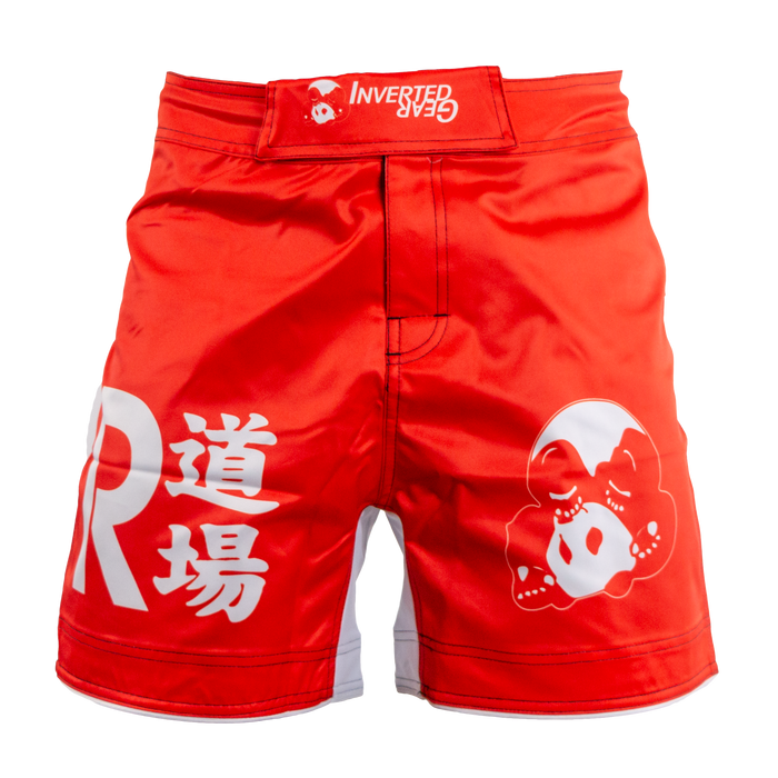 Inverted Gear Rdojo 2019 Shorts red front