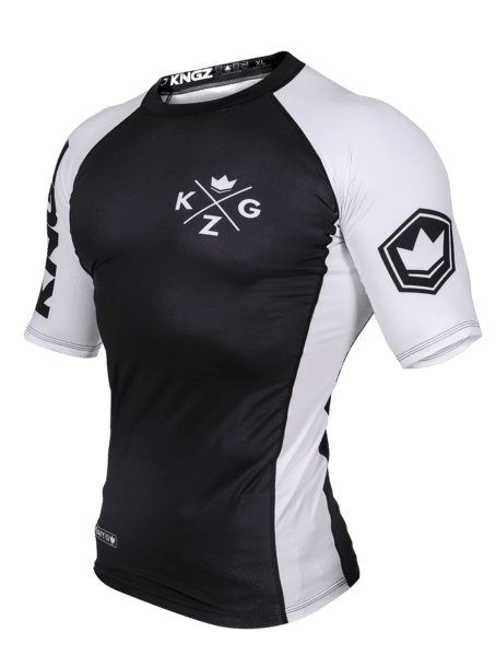 Kingz Ranked V3 Rashguard Short Sleeve