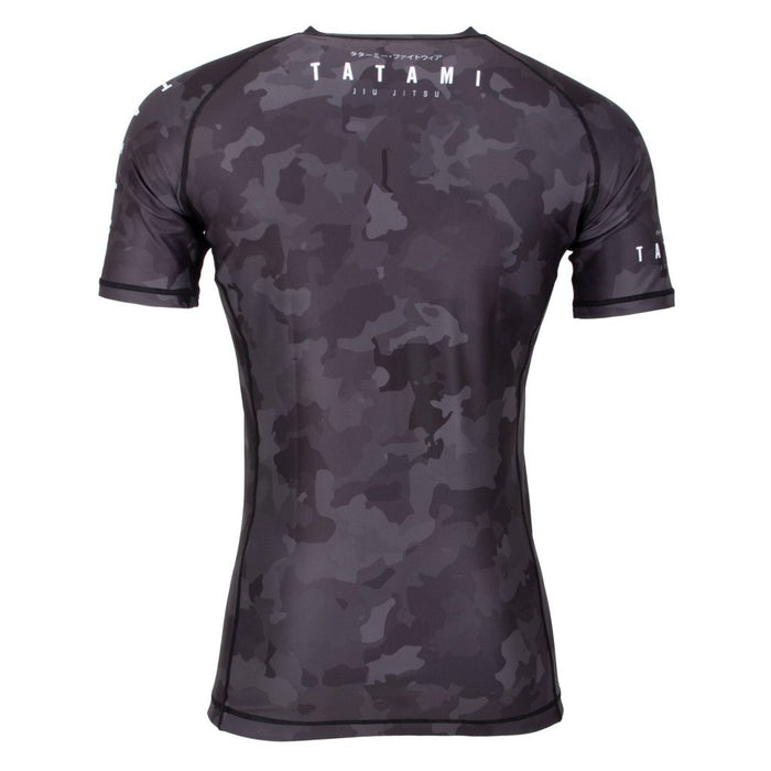 Tatami Stealth Short Sleeve Rash Guard