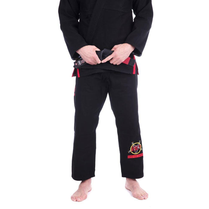 Tatami x Slayer Final Tour Gi pants front