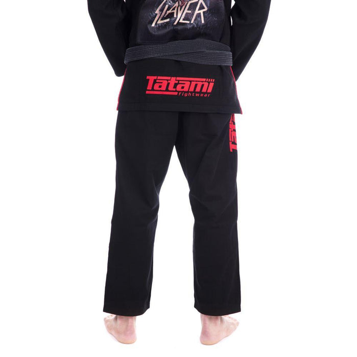 Tatami x Slayer Final Tour Gi pants back