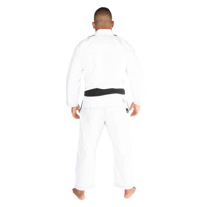 Tatami fightwear Elements Ultralite 2.0 Gi white back