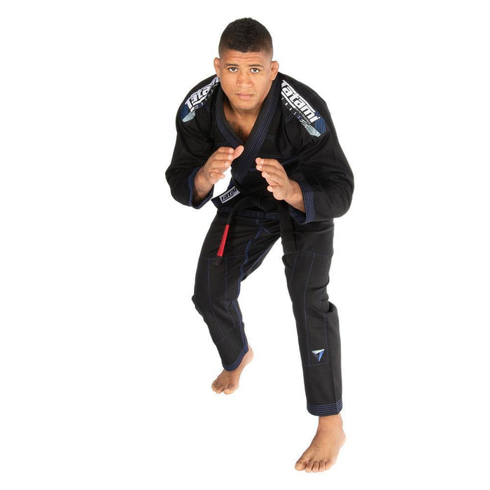 Tatami fightwear Elements Ultralite 2.0 Gi black front