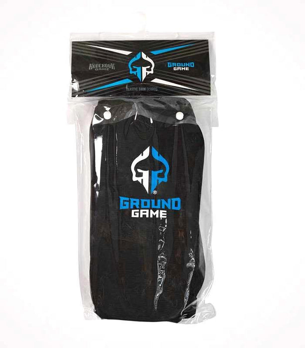 Ground Game Knockout Game Elastic Shin Guards