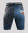 Back view of a Ground Game Odin Vale Tudo Shorts