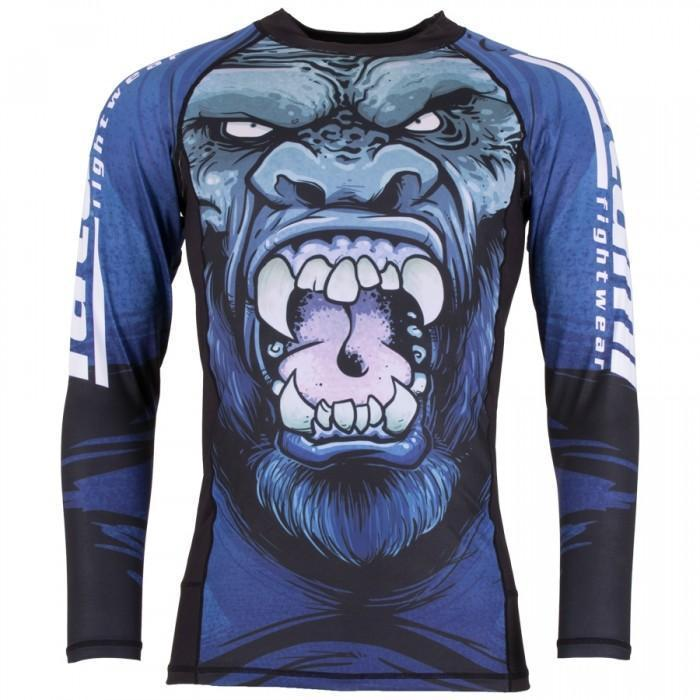 Tatami Gorilla Smash Rash Guard