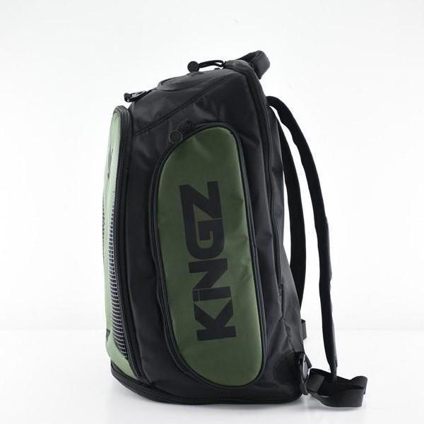 Kingz Convertible Training Bag 2.0 Military Green
