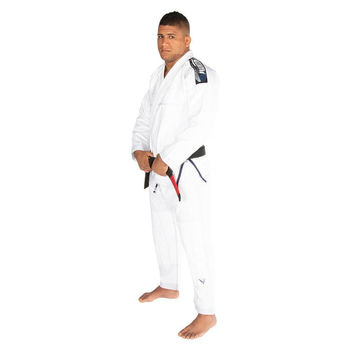 Tatami fightwear Elements Ultralite 2.0 Gi white side left