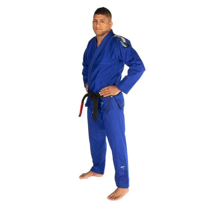 Tatami fightwear Elements Ultralite 2.0 Gi blue side left