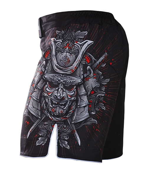 Ground Game Samurai MMA Shorts