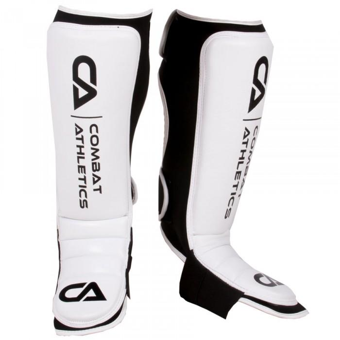 Combat Athletics Pro Leather Shin Pads