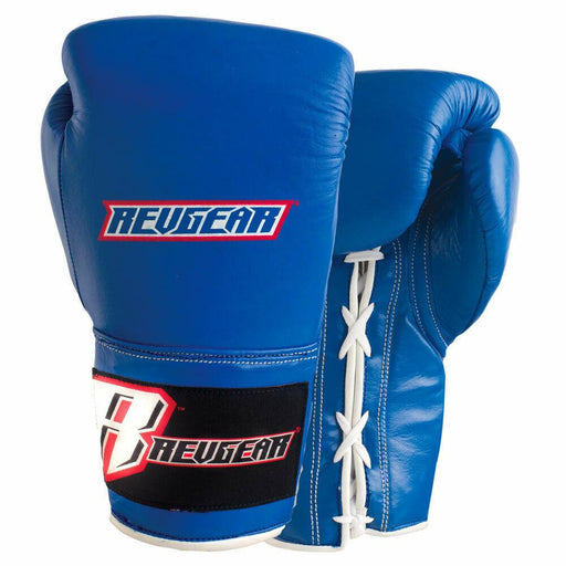 Revgear Professional boxing Gloves Blue