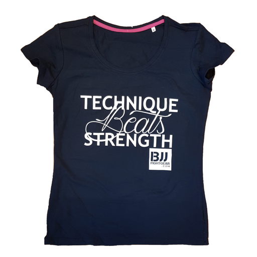 Technique beats Strength T-Shirt