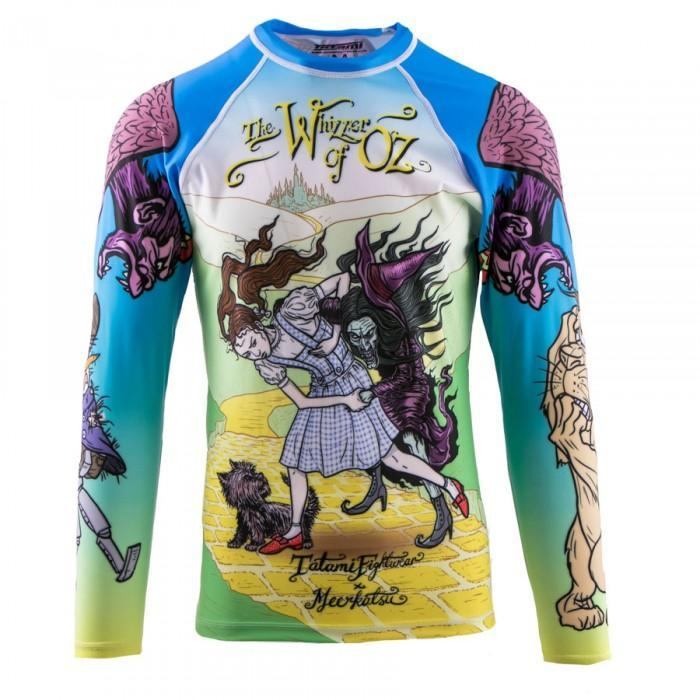 Whizzer of Oz Rashguard