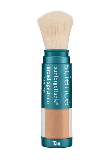 Colorescience - Powder Formula SUNFORGETTABLE® TOTAL PROTECTION™ Brush-On shield SPF 50   TAN