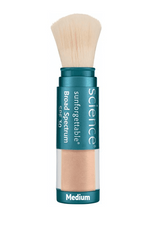 Colorescience - Powder Formula SUNFORGETTABLE® TOTAL PROTECTION™ Brush-On shield SPF 50   MEDIUM