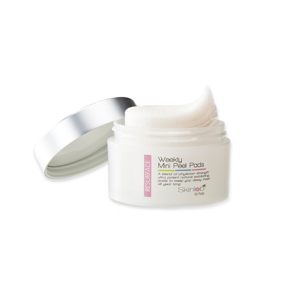 SkinLab MD™ Weekly Mini Peel Pads