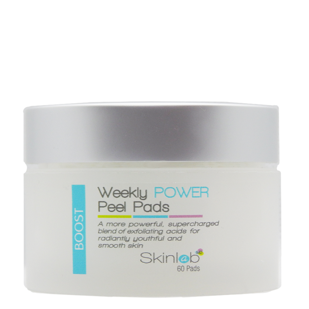 SkinLab MD™ Weekly POWER Peel Pads
