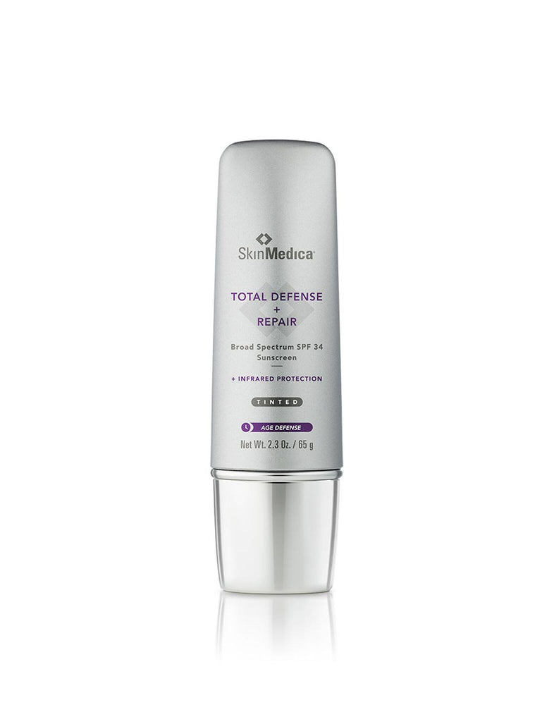 SkinMedica Total Defense + Repair Broad Spectrum Sunscreen SPF 34 (Tinted)