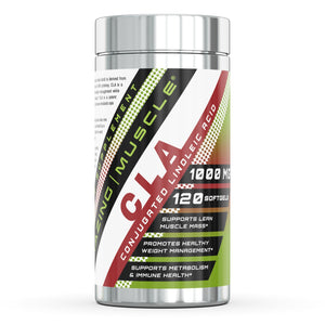 Amazing Muscle CLA - 1000 Mg, 120 Softgels