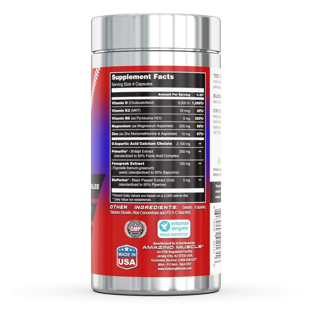 Load image into Gallery viewer, TEST BOOST | Advanced Testosterone Booster Dietary Supplement