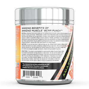Load image into Gallery viewer, BCAA PUNCH | BCAA 3:1:2 - 30 Servings
