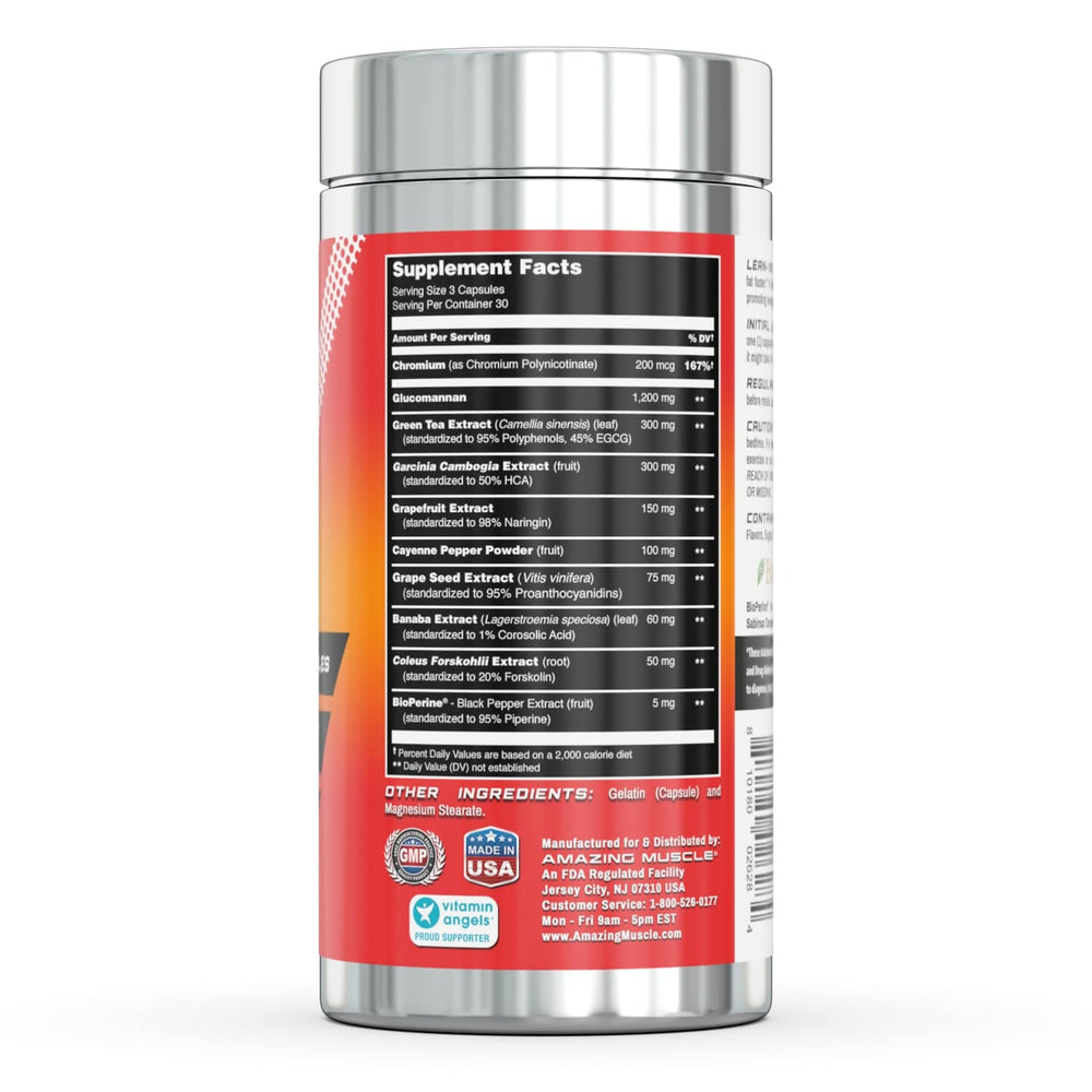 Load image into Gallery viewer, LEAN 10 | Fat Burner - 90 Capsules | 30 Servings