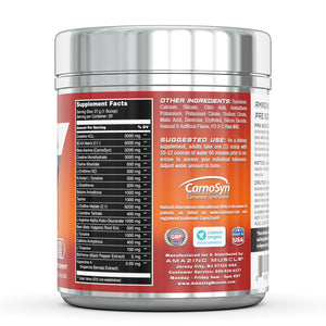 PRE-BOOST EXTREME | Pre-Workout with Caffeine - 20 Servings