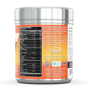 PRE-BOOST | Pre-Workout with Caffeine - 20 Servings