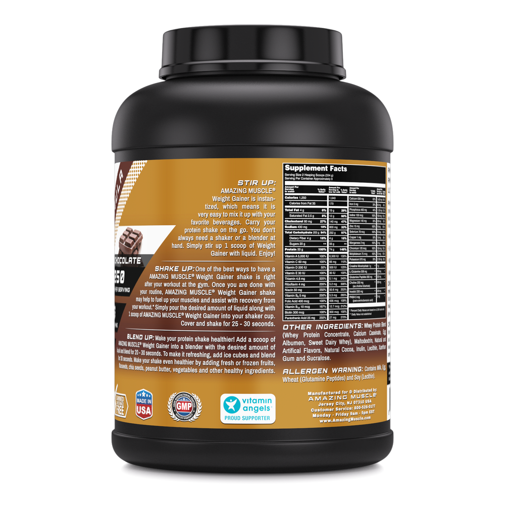 Load image into Gallery viewer, WHEY PROTEIN GAINER | 6 Lbs