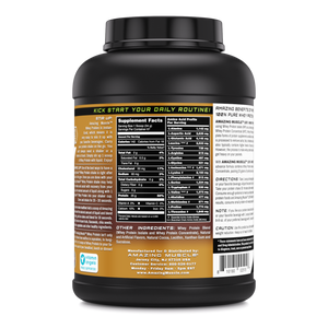 Load image into Gallery viewer, WHEY PROTEIN | Isolate & Concentrate - 5 Lbs