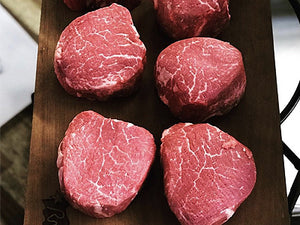 American Wagyu Gold 8 oz Filet Mignon Steak