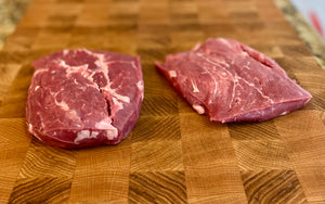 Henderson Beef Red Angus Package