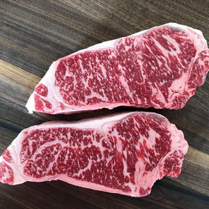 14 oz Akaushi Wagyu NY Strip Steak