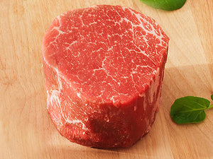 Grass Fed & Finished, Dry Aged 10-12 oz Filet Mignon
