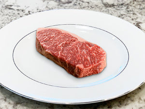 Akaushi Wagyu Bone/In 16 oz NY Strip Steak