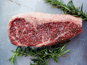 American Wagyu Gold 12 oz NY Strip Steaks