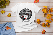 Short-Sleeve Proverbs 31 Unisex T-Shirt