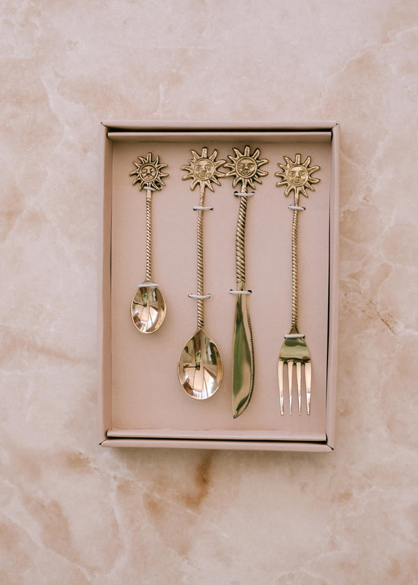 Sunshine Cutlery Set