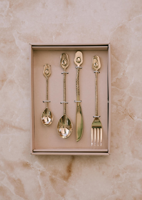 Avocado Cutlery Set
