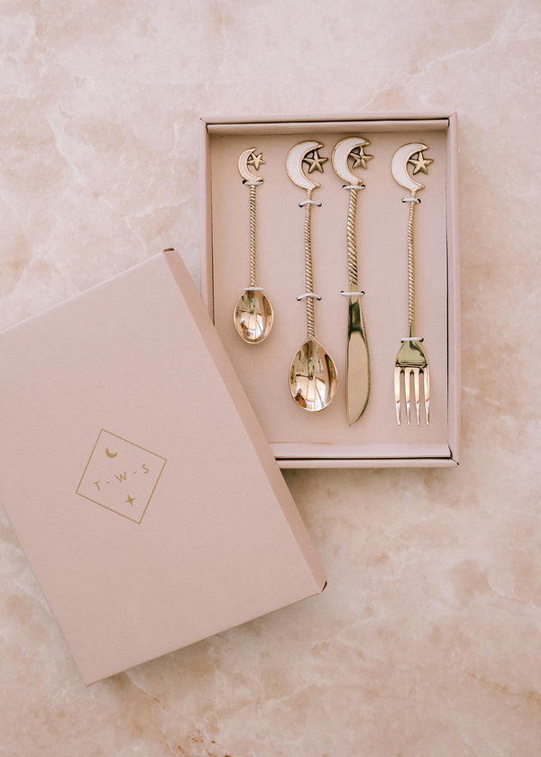 Moonshine Cutlery Set